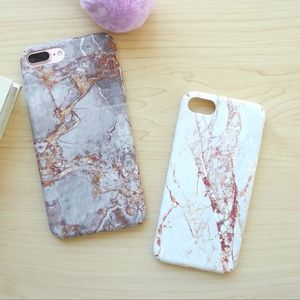 Accessories - [NEW] Granite Stone Marble iPhone Case